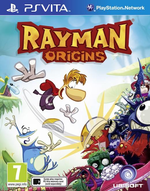 Rayman: Origins