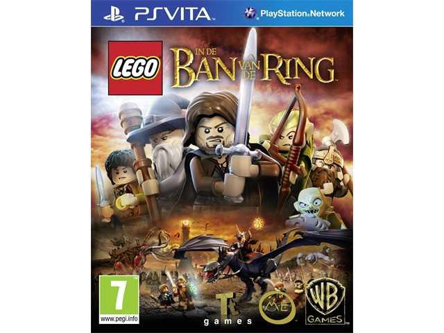LEGO In De Ban van de Ring