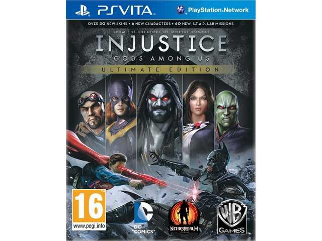 Injustice (GOTY Edition