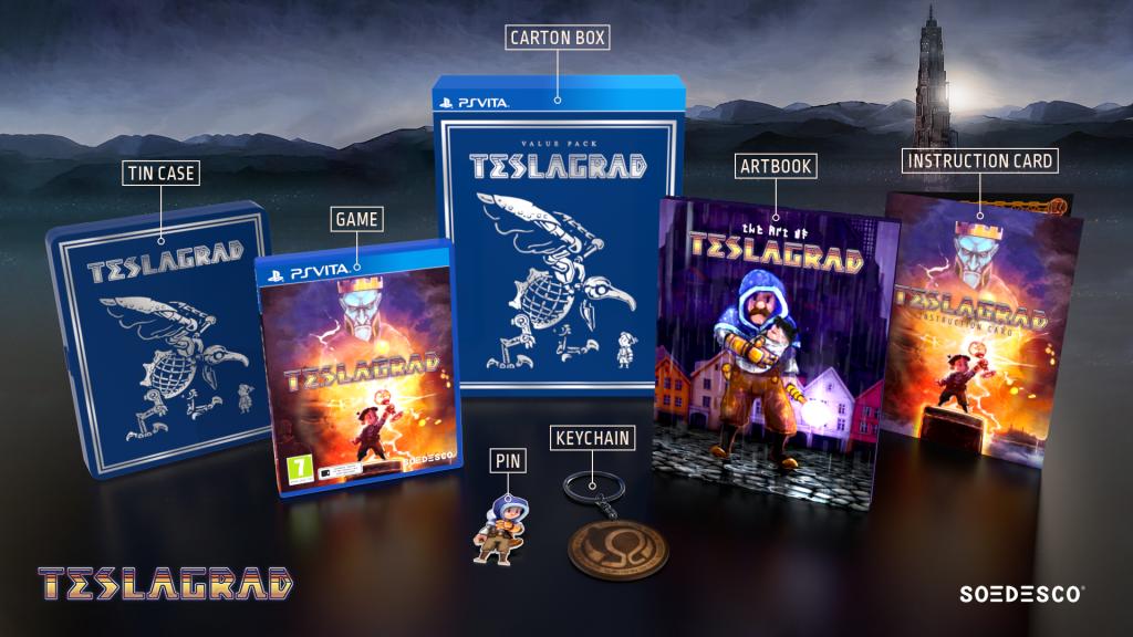 Teslagrad Special Edition
