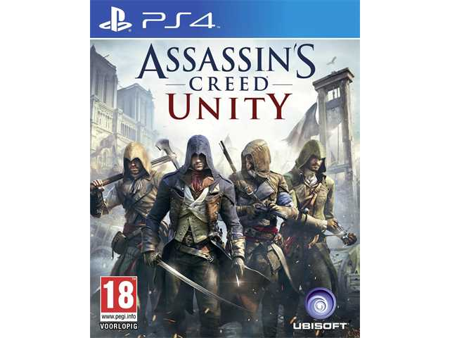Ubisoft Assassins Creed - Unity