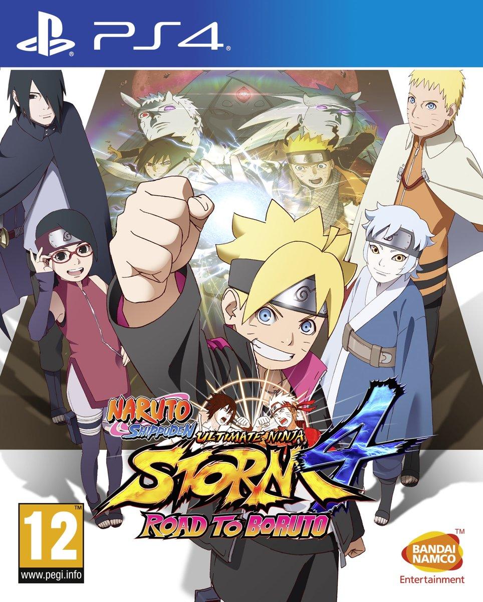 Naruto Ultimate Ninja Storm 4 Road To Boruto