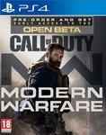 Call of Duty Modern Warfare + Pre-Order DLC