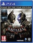 Batman Arkham Knight (GOTY Edition)