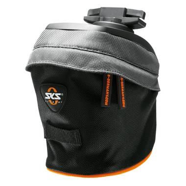 Race Bag S Zadeltas Zwart