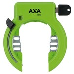 AXA ringslot Solid Art** groen