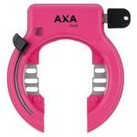 AXA ringslot Solid Art** roze