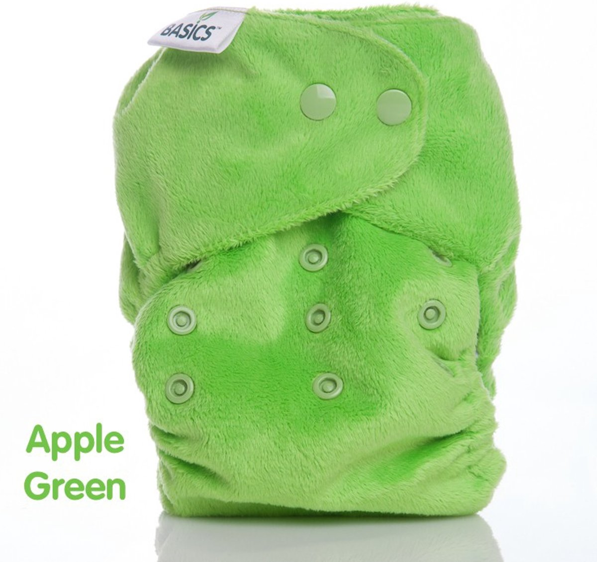 Basics Wasbare Luier All In Two Groen (1st)