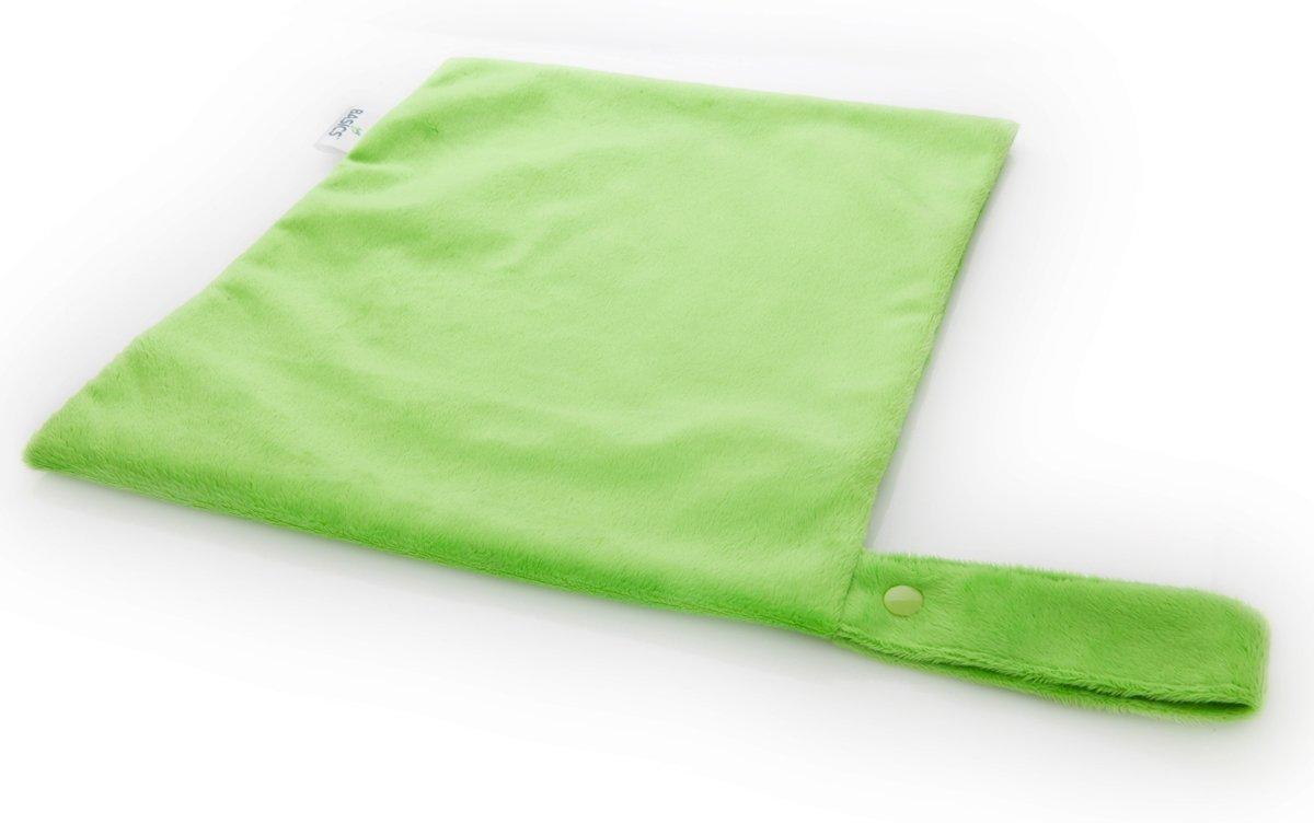 Bambooty Basics Wetbag luierzak - Groen