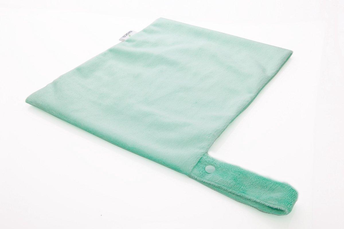 Bambooty Basics Wetbag luierzak - Mint groen