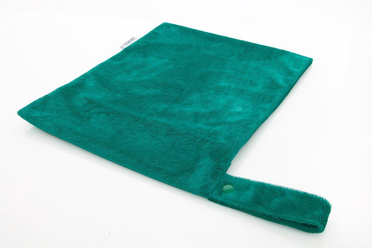 Bambooty Basics Wetbag luierzak - Turquoise blauw