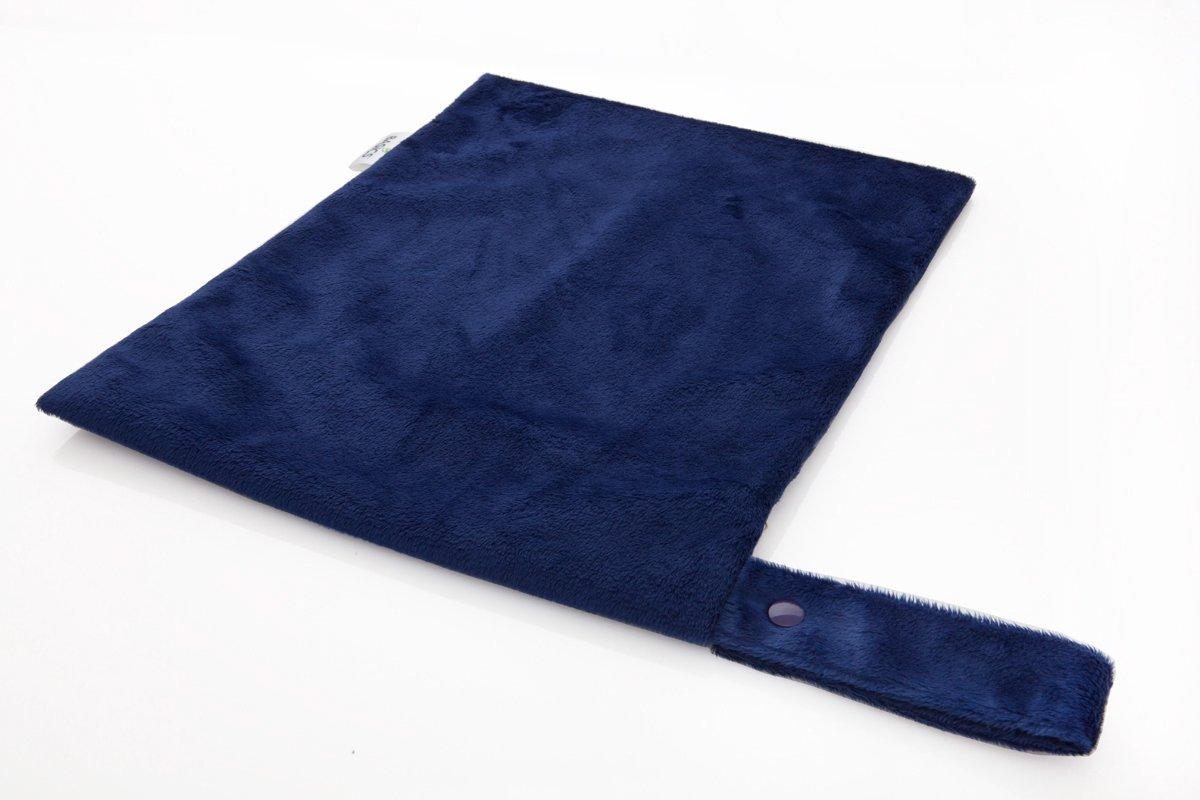 Bambooty Basics Wetbag luierzak - Blauw