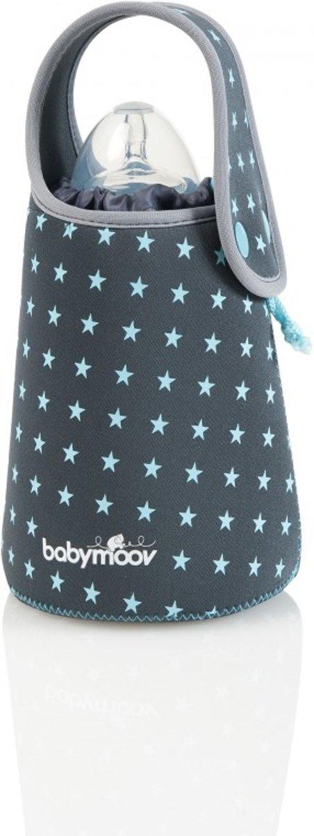 Babymoov autonome flessenwarmer - donkergrijs