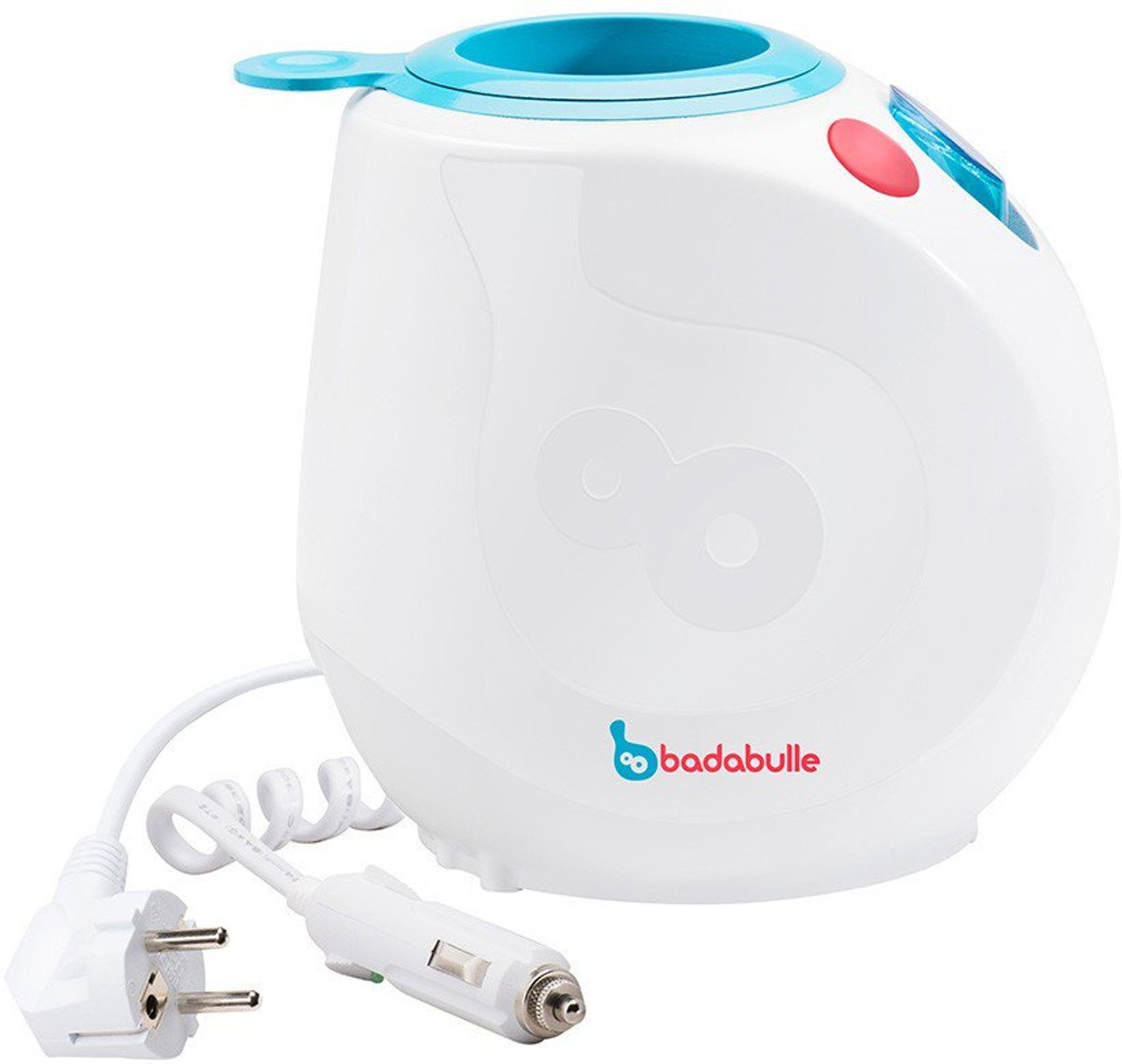 Badabulle Flessenverwarmer Easy + (Thuis & Auto)
