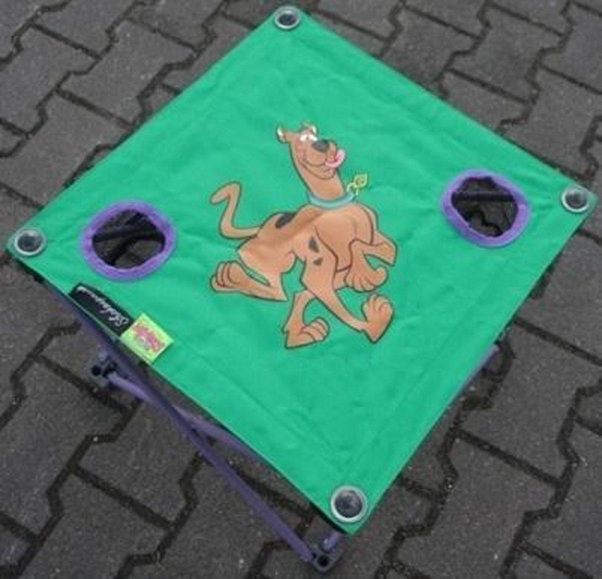 Scooby Doo - Opklapbare Tafel