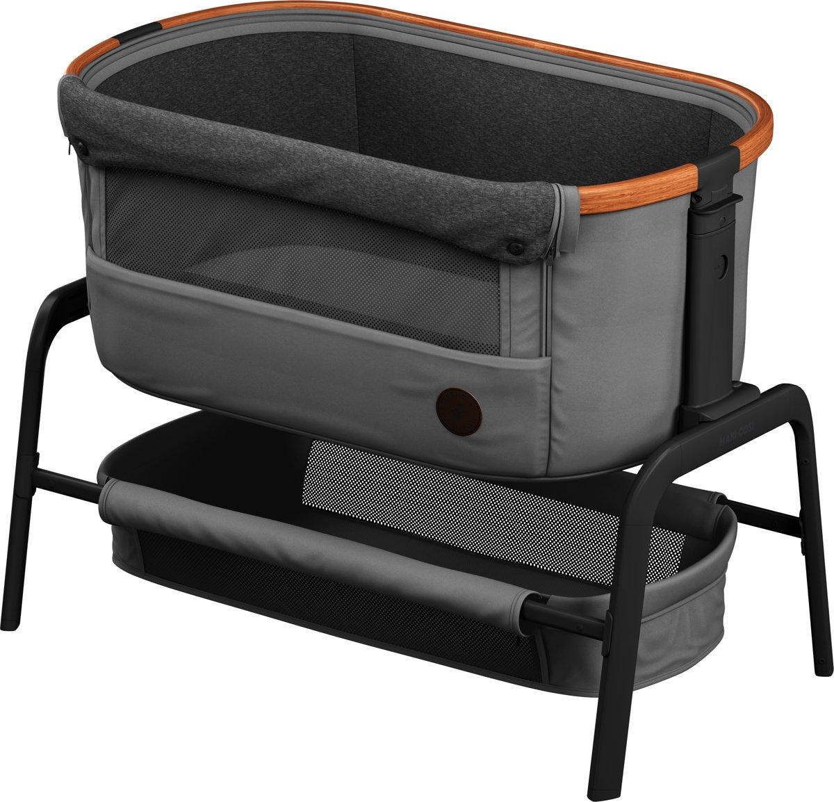 Maxi-Cosi Iora Co-sleeper - Essential Grey