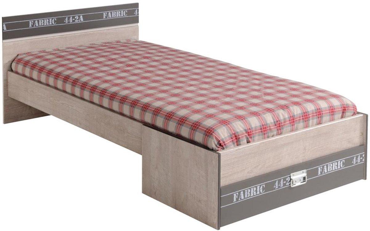 Parisot Fabric - Kinderbed - 99x203cm