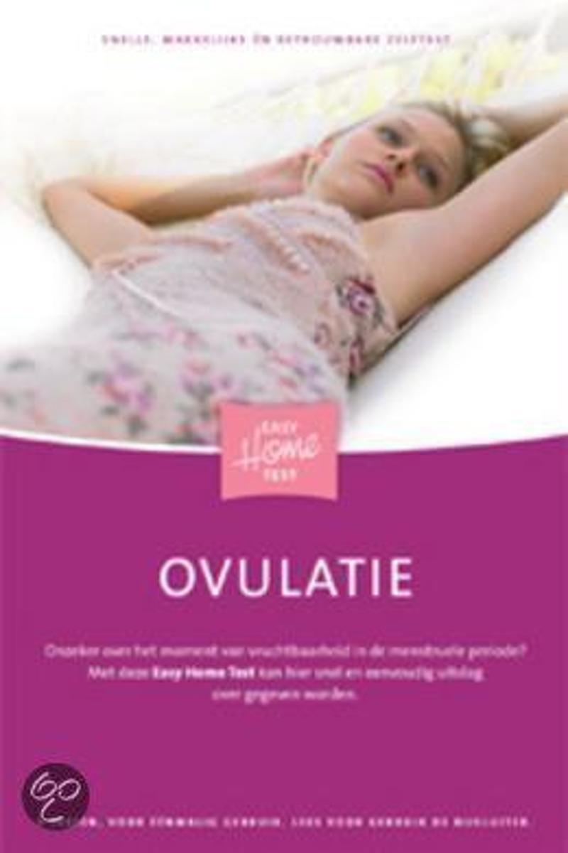 Easy Home Ovulatie zelf test 5st.