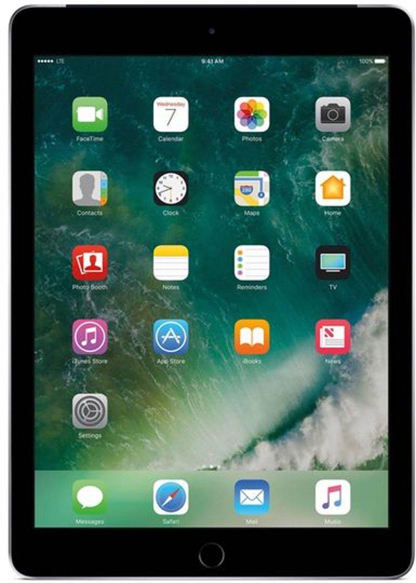 Apple iPad (2017) - 9.7 inch - WiFi + Cellular (4G) - 32GB - Grijs