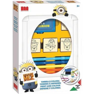 Kleurset Luxe Minions Play-Doh: 12-Delig