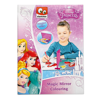 Disney Princess spiegelkleuren