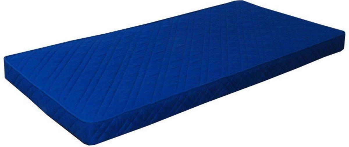 Binnenverings - Matras - 90x200 cm - blauw