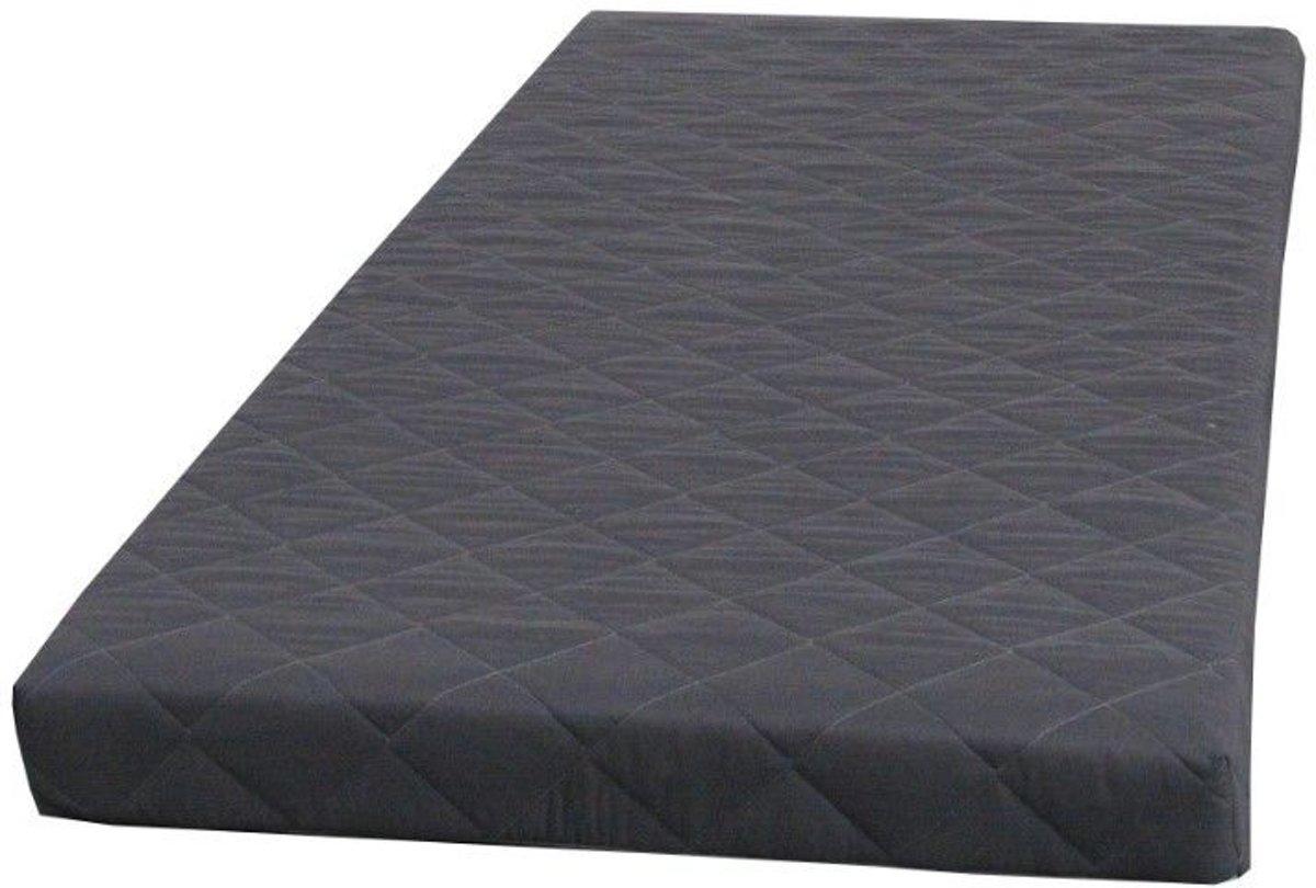 Binnenverings - Matras - 90x200 cm - grijs