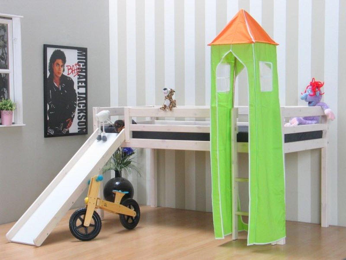 Toren groen voor Thuka halfhoogslaper.