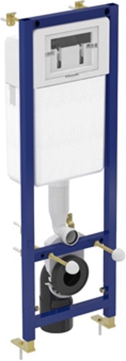 Ideal Standard Algemene Serie WC-element met inbouwreservoir voor wandcloset