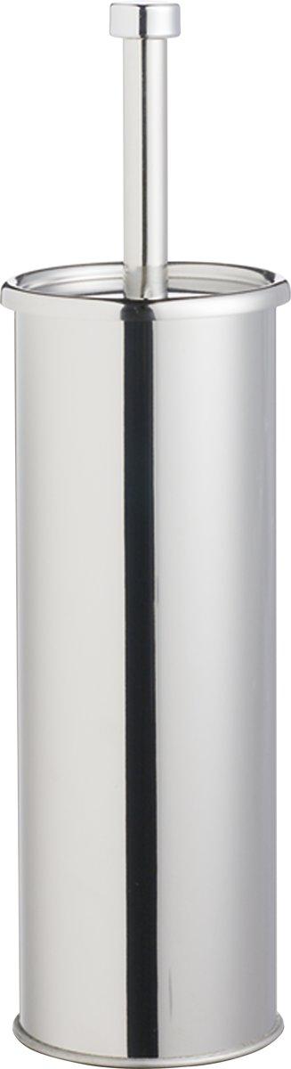 Toiletborstel RVS glans,WC borstel roest vrij staal