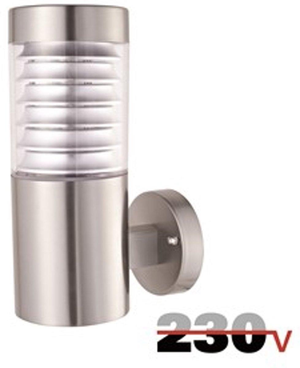 Luxform 230V Quebec wand buitenlamp