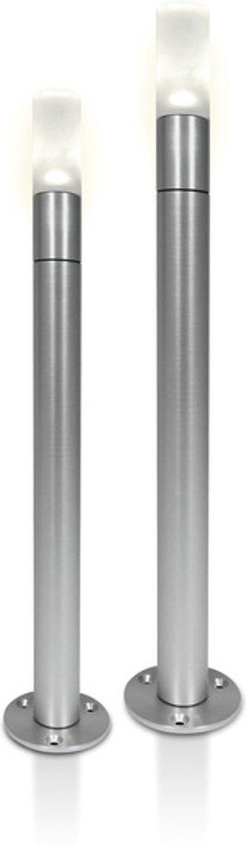Stone base - BEACON 18 - Alluminium - Vloerlamp