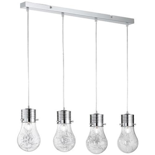 Action hanglamp Futura 4 lichtbronnen