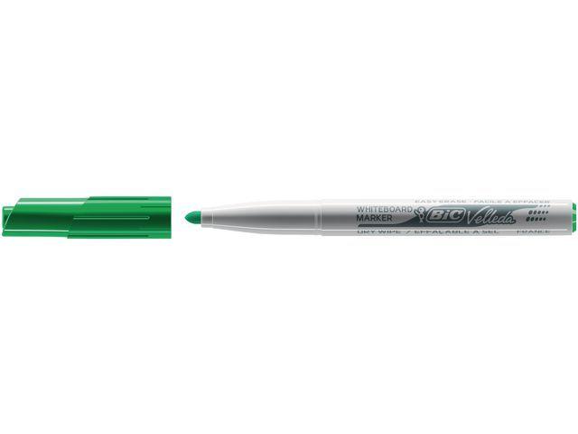 BiC Whiteboard marker Velleda 1741 1.4 mm. groen (pak 12 stuks)