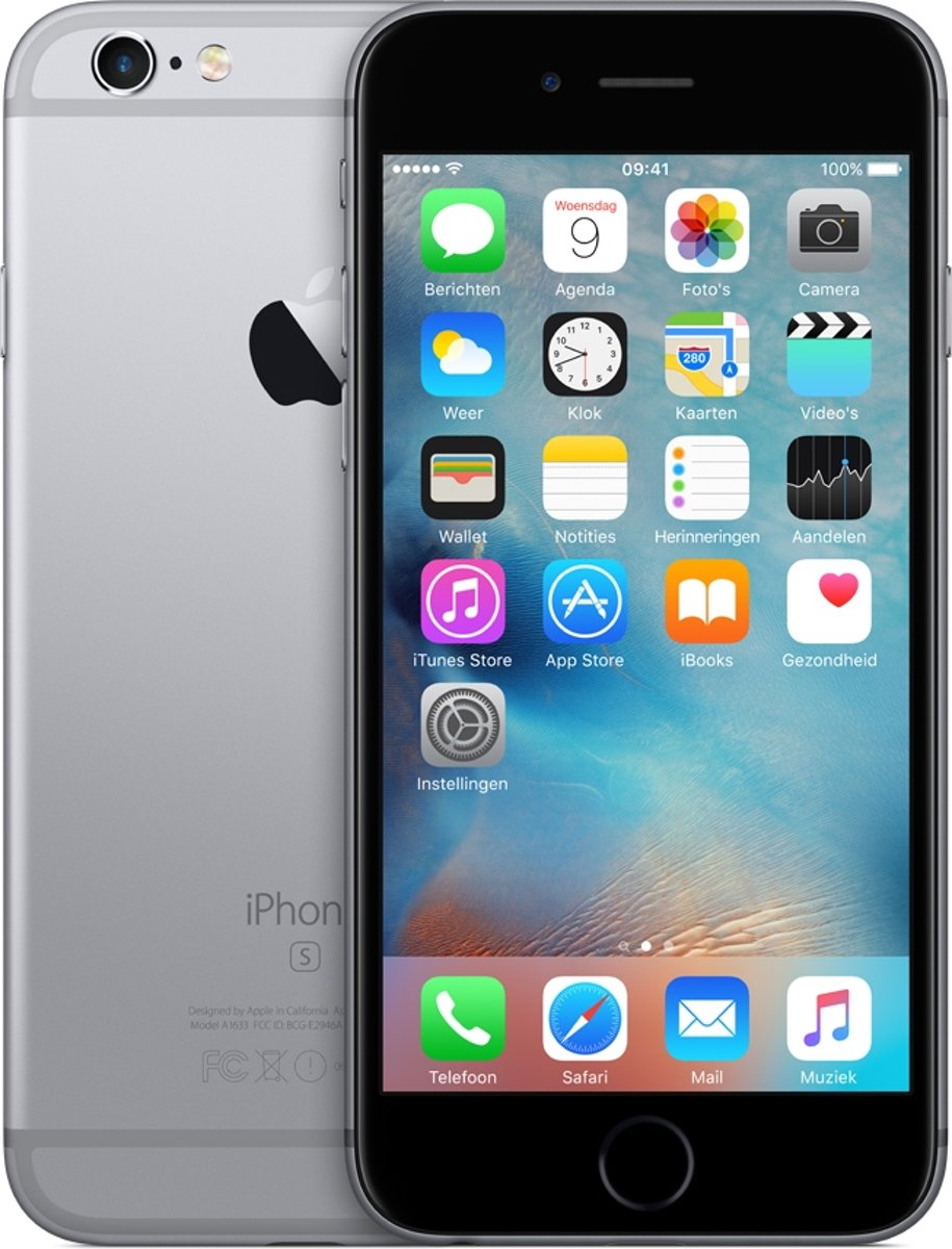 CS/iPhone 6s 32GB Space Gray/TMOBILE