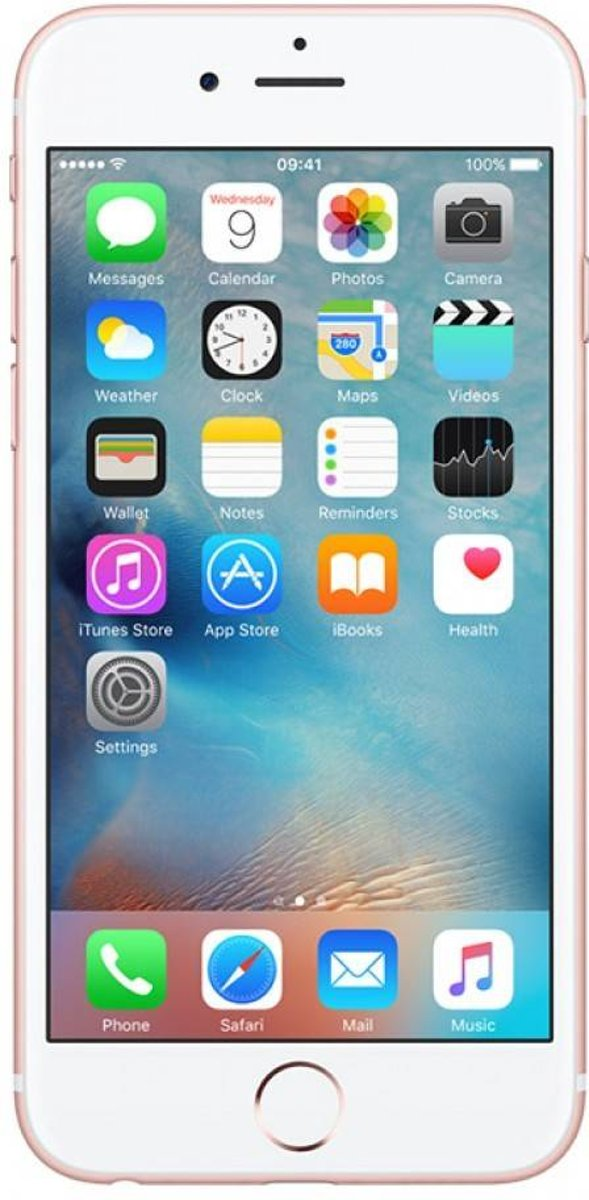 Apple iPhone 6s - 32GB - Rosegoud