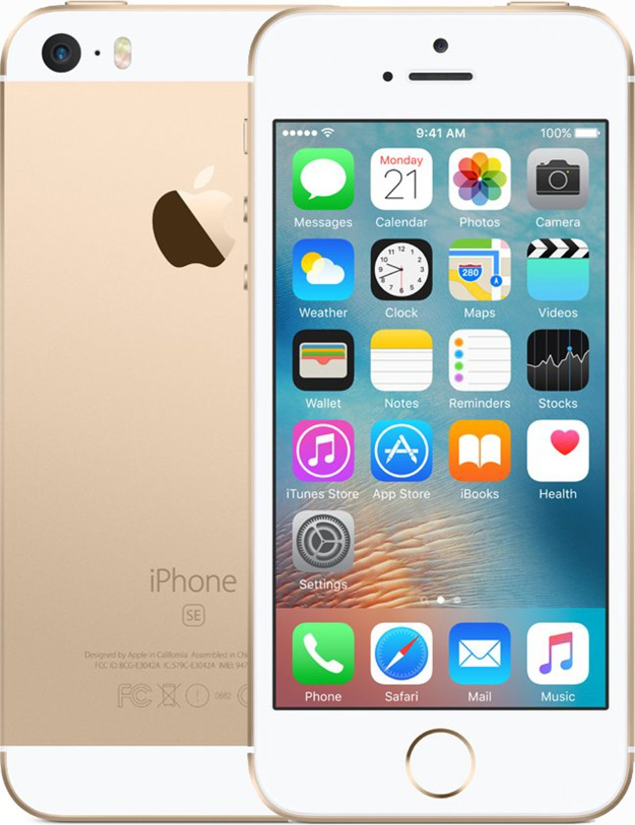 Apple iPhone SE - 32GB - Goud