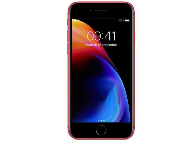 Apple iPhone 8 - 256GB - Rood