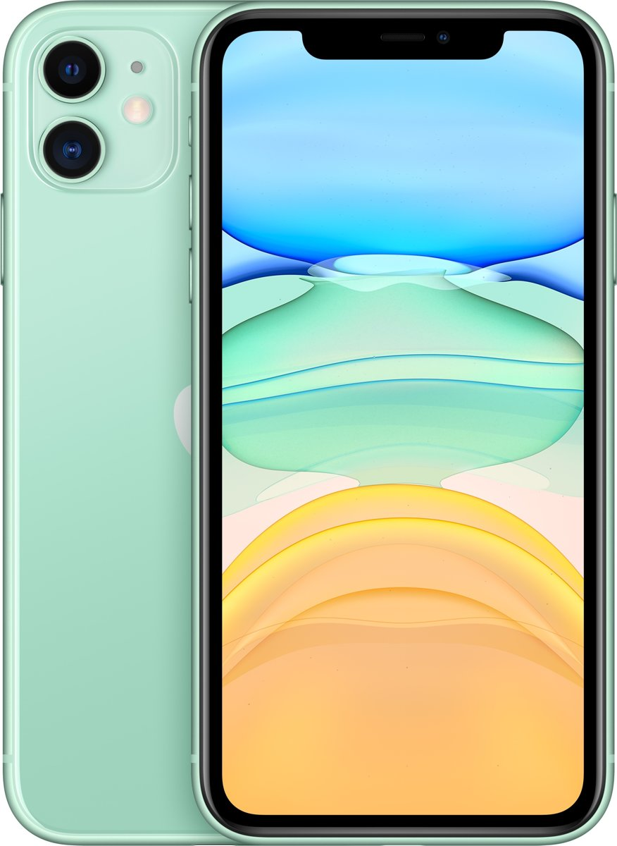 Apple iPhone 11 - 256GB - Groen