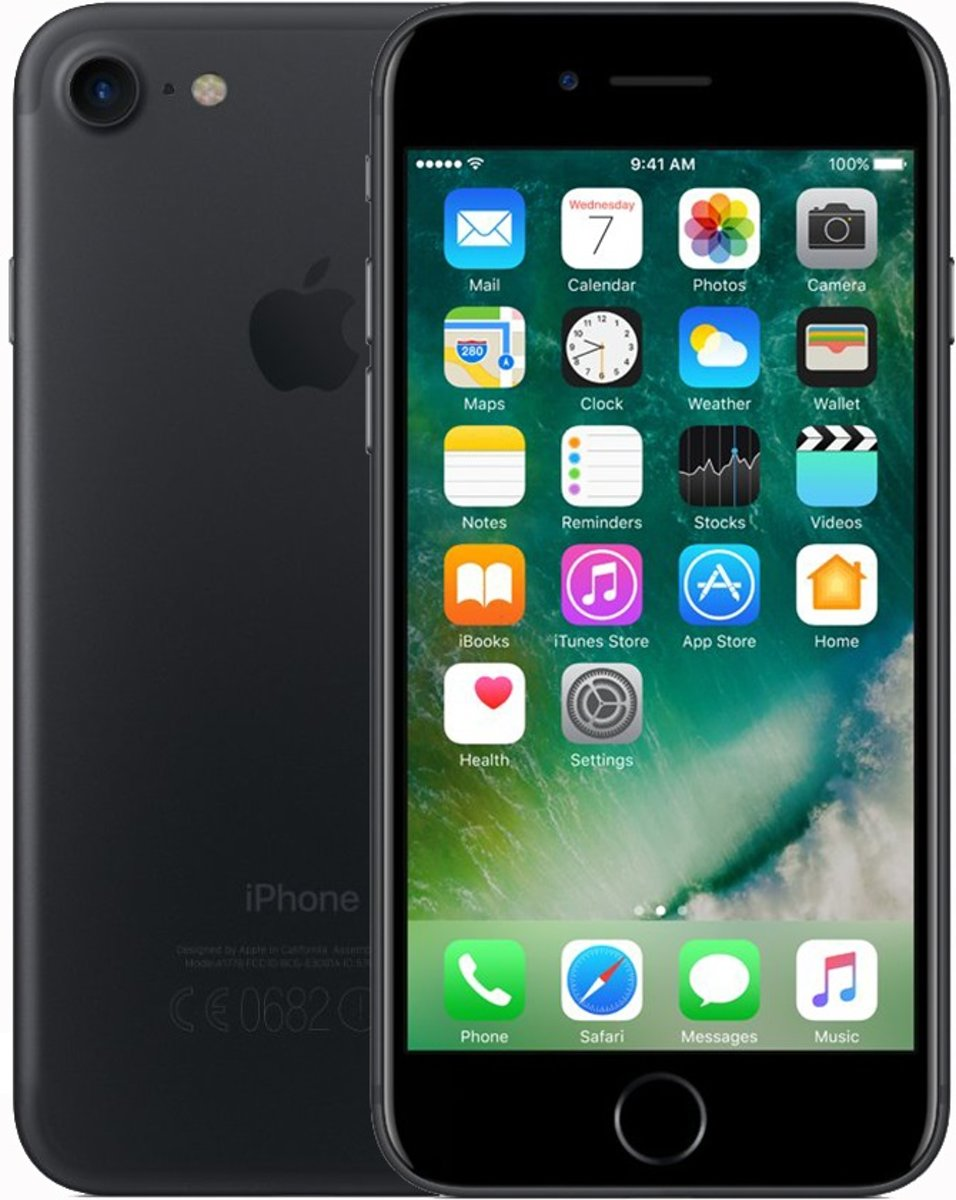 Apple iPhone 7 Zwart 32GB