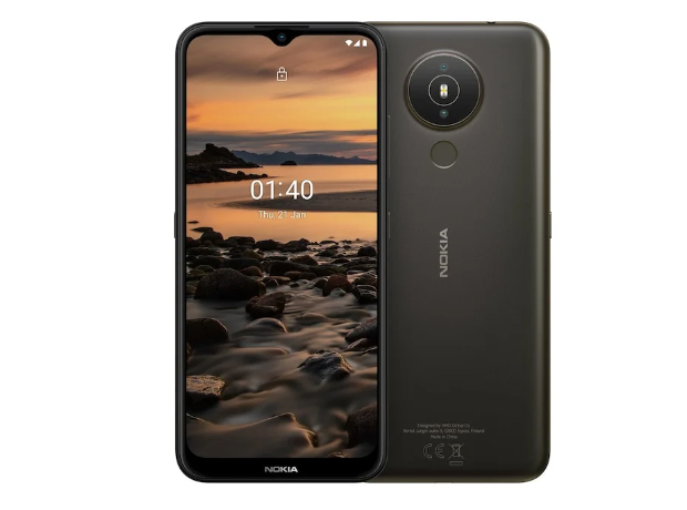 Nokia 1.4 - 32GB Grijs telefoon