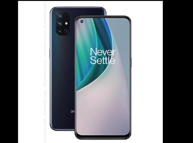 OnePlus Nord N10 5G, 128 GB mobiele telefoon - Blauw