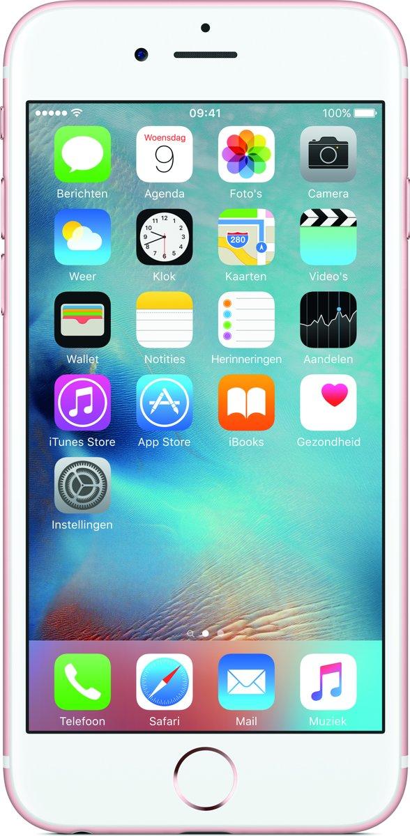 Apple iPhone 6S refurbished door Renewd - 64GB - Rosegoud