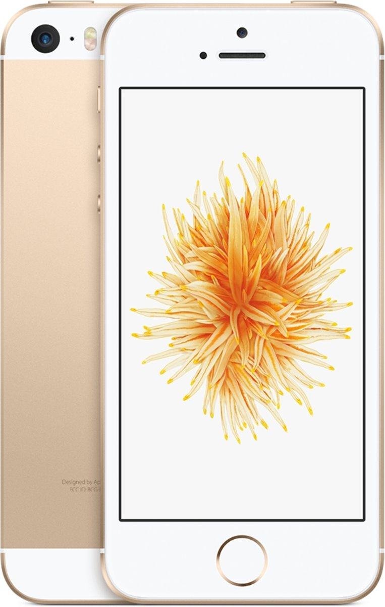 Apple iPhone SE - Goud