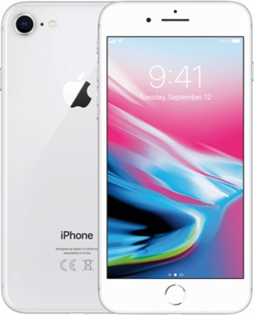 Apple iPhone 8 64GB - zilver