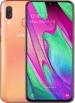 Samsung Galaxy A40 (Oranje)