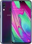 Samsung Galaxy A40 (Zwart)