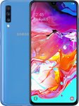 Samsung Galaxy A70 (Blauw)