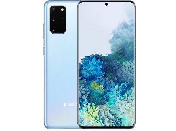 Samsung Galaxy S20+ - 5G - 128GB - Cloud Blue