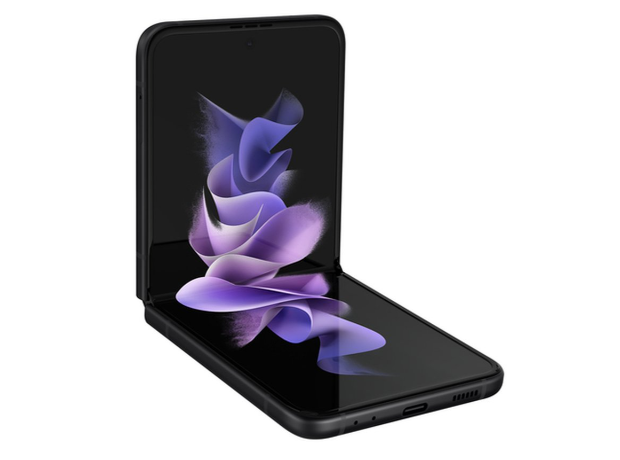 Samsung Galaxy Z Flip3 5G - 128GB - Phantom Black